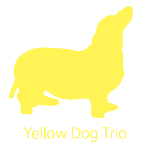 Yellow Dog Trio - Logo